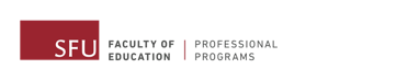 SFU-Professional Programs Applications