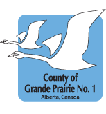 County of Grande Prairie Grant Application Portal logo