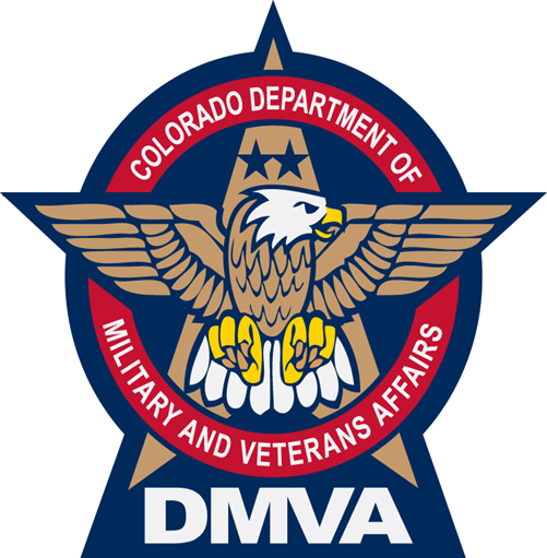 State of Colorado Department of Military and Veterans Affairs logo