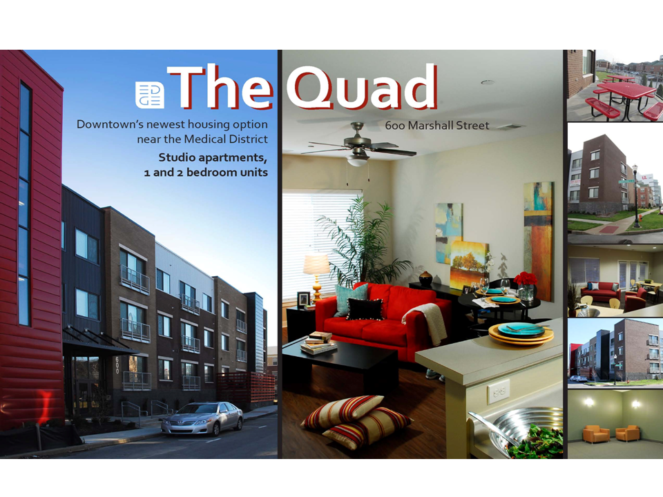 The Quad - Roommate Program
