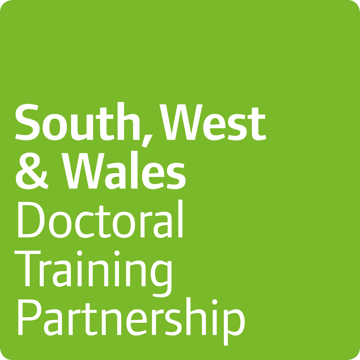 South, West and Wales Doctoral Training Partnership 2
