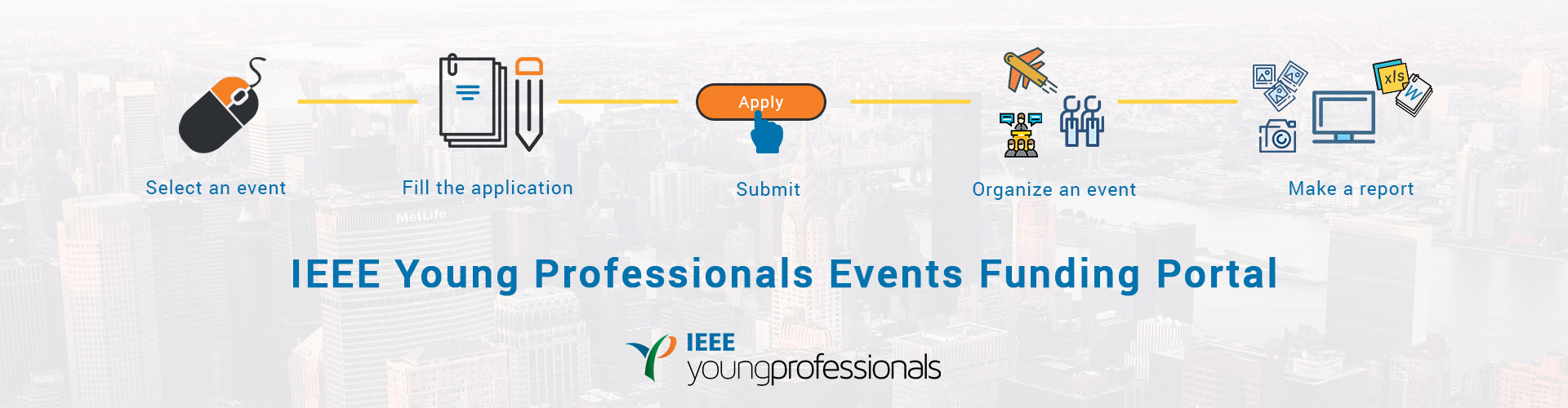 IEEE Young Professionals Events Funding Portal