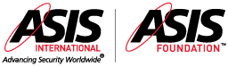 ASIS International and the ASIS Foundation logo