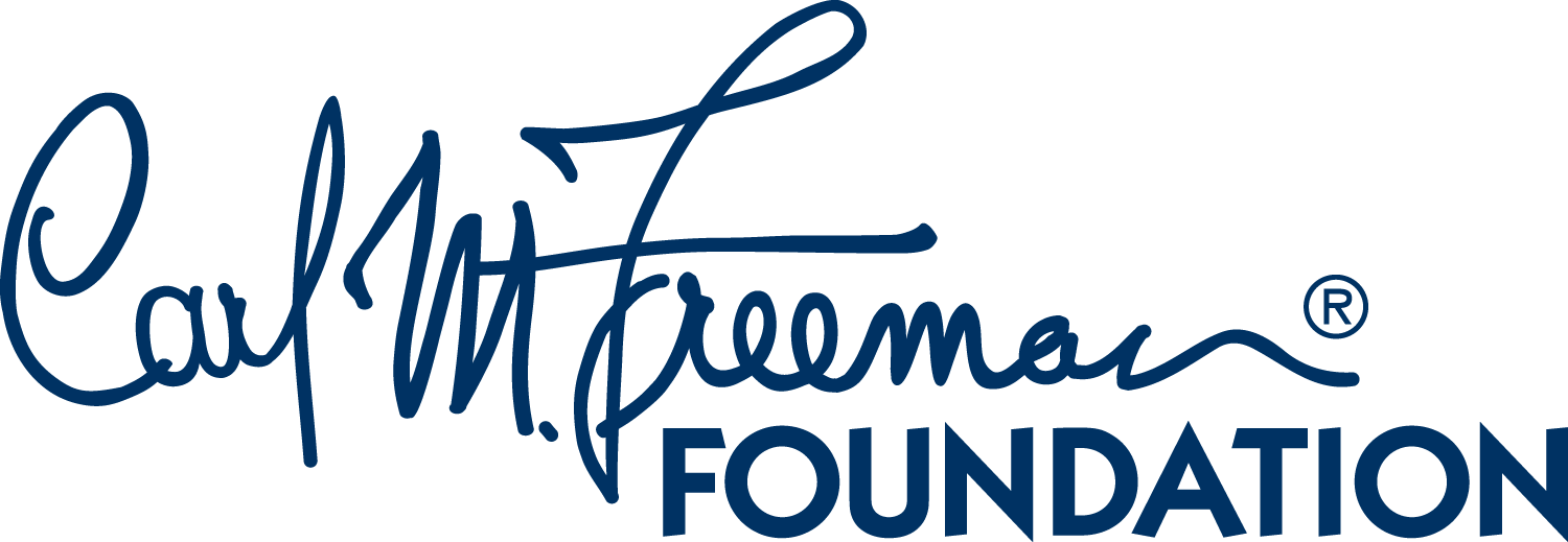 Carl M. Freeman Foundation logo
