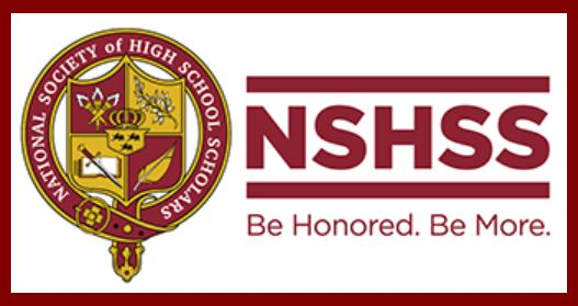 National Society of High School Scholars logo