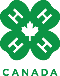 Apply for 4-H Canada National Opportunities logo