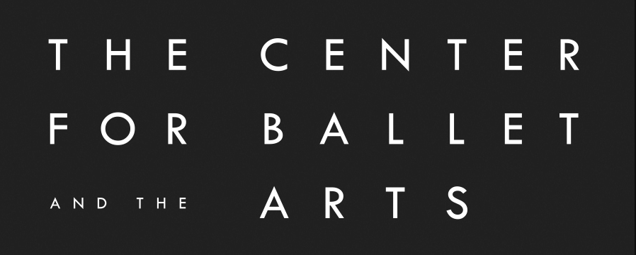 The Center for Ballet and the Arts logo