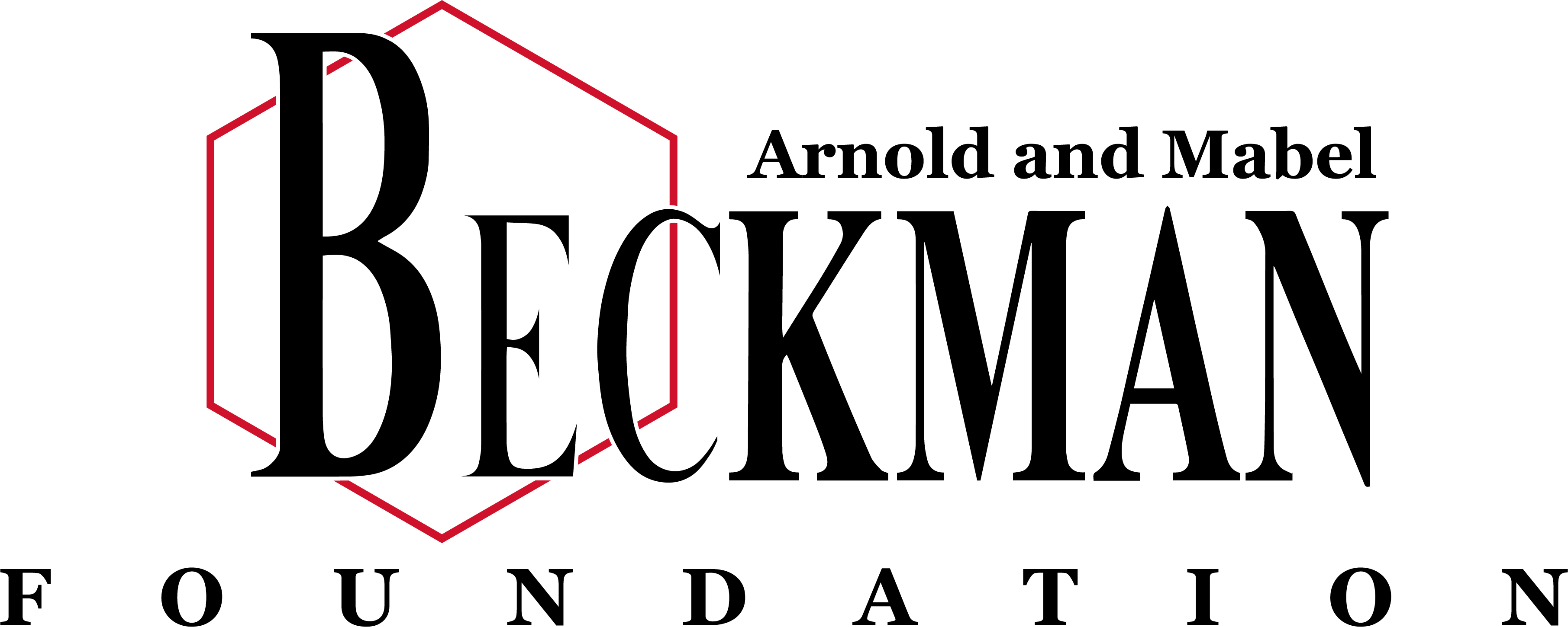 Arnold and Mabel Beckman Foundation logo