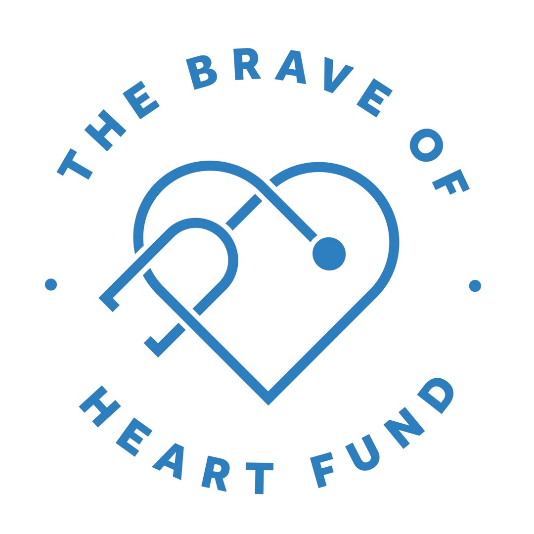 Brave of Heart logo