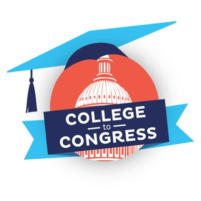 College to Congress logo