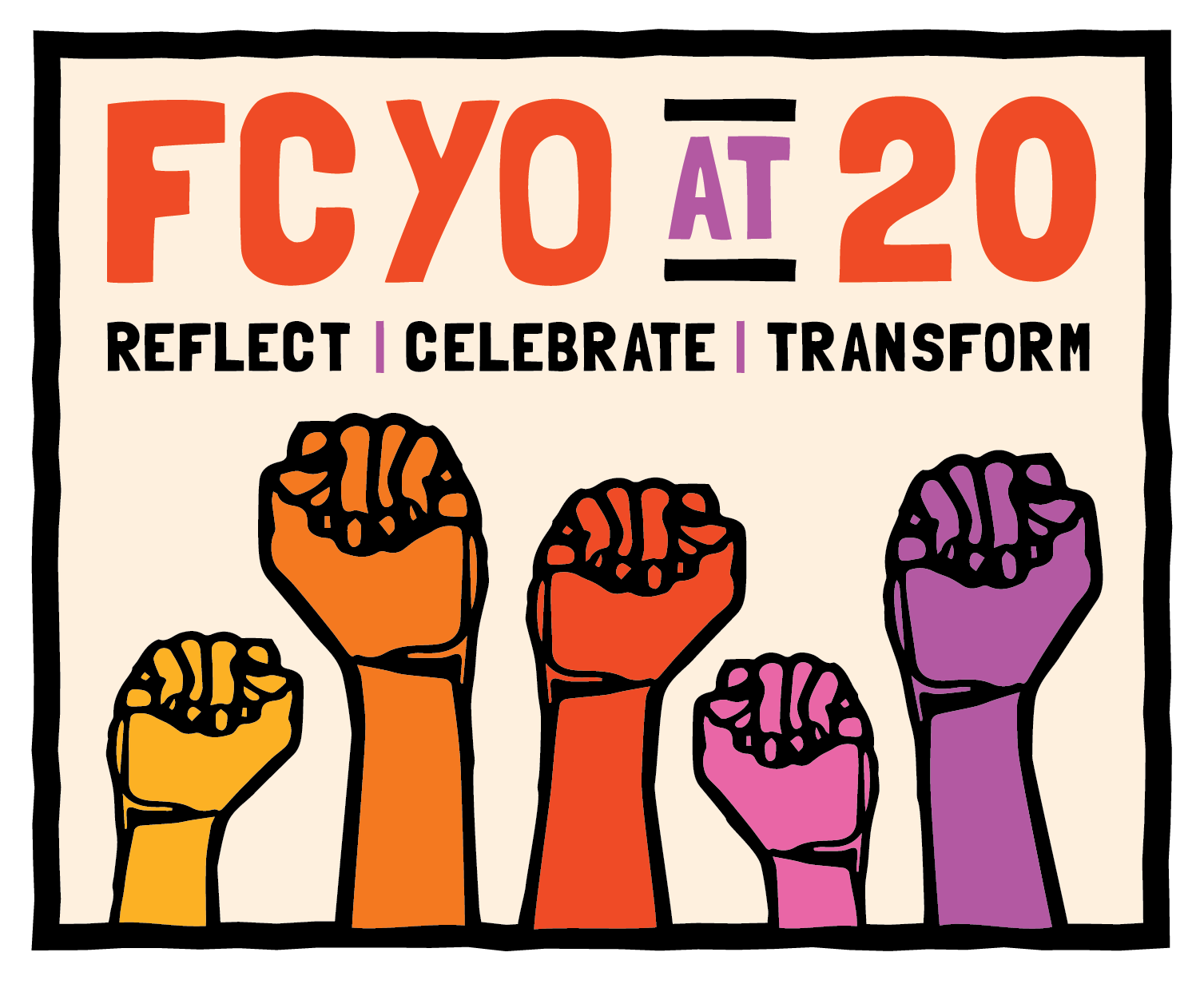 The Funders' Collaborative on Youth Organizing logo