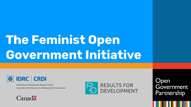 The Feminist Open Government Initiative