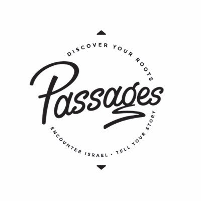 Passages Israel logo