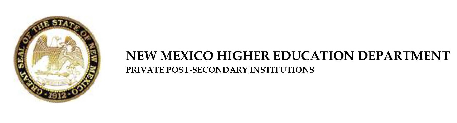 New Mexico Higher Education Department logo