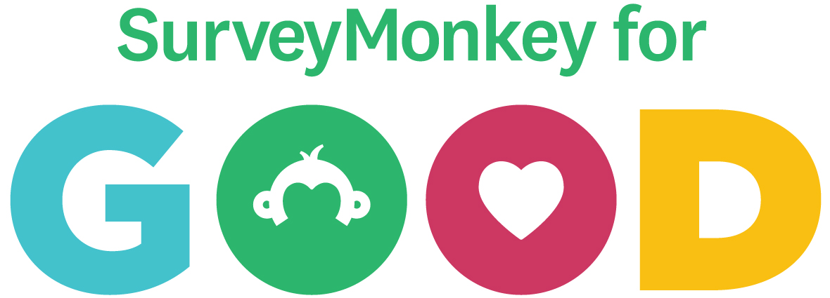 SurveyMonkey For Good logo