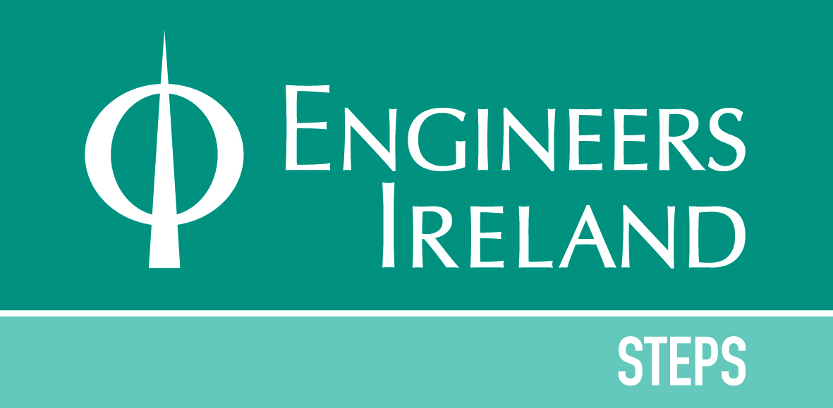 STEPS: Engineers Ireland logo